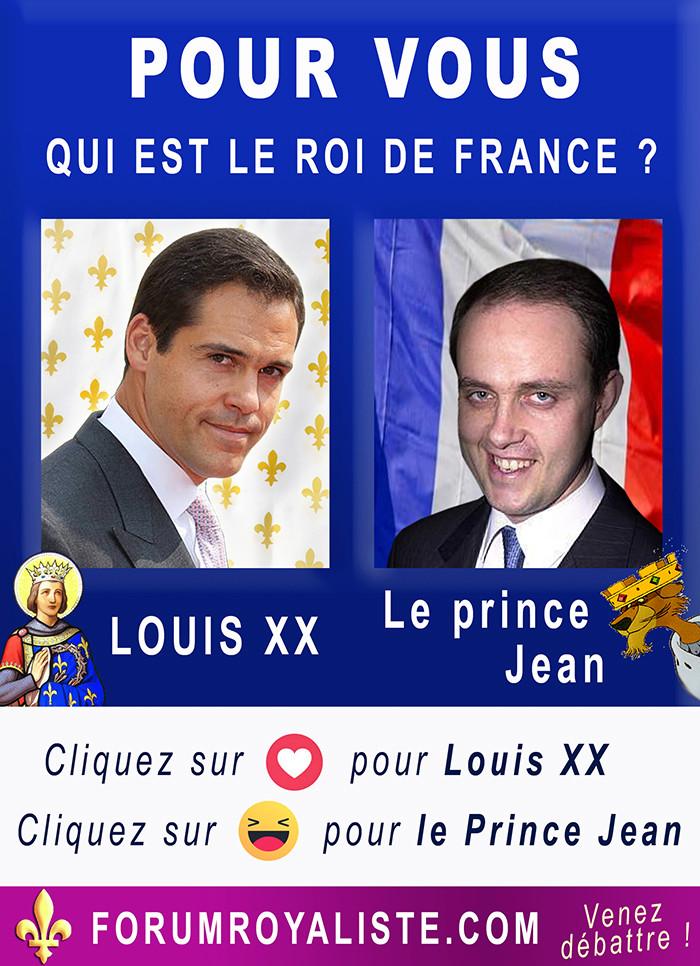 Qui doit devenir roi de France ? Quiest10